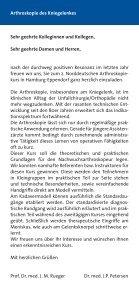 Klinik und Poliklinik für Unfall-, Hand- und ... - AGA - Seite 3