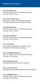 Klinik und Poliklinik für Unfall-, Hand- und ... - AGA - Seite 6