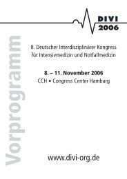 Spezielle Intensivmedizin Chirurgie - BDC