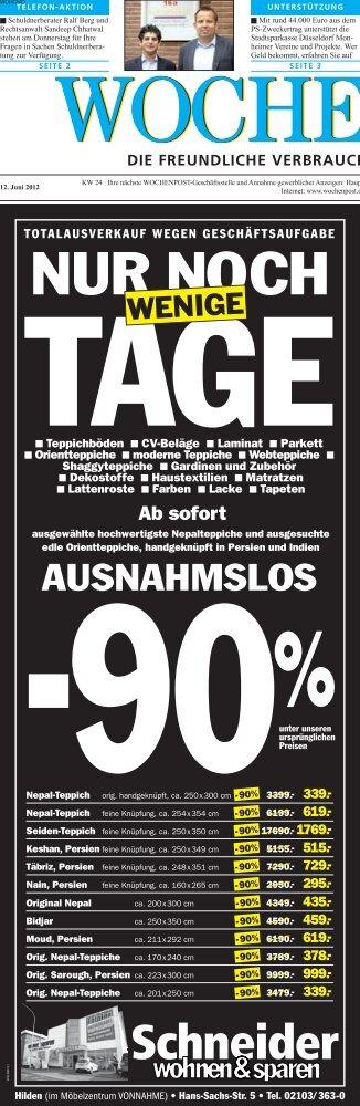 Monheim 24-12 - Wochenpost