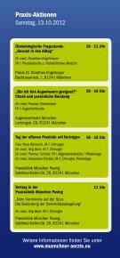 Pasinger Gesundheitstag - Münchner Ärzte - Seite 4