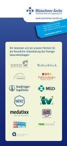 Pasinger Gesundheitstag - Münchner Ärzte - Seite 6