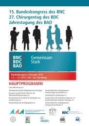 sitzungen - MCN Medizinische Congressorganisation Nürnberg AG