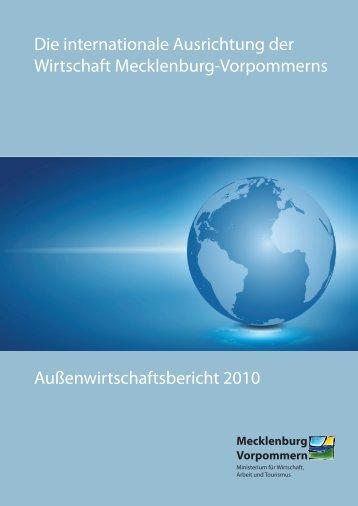 Mecklenburg Vorpommern - Export-Tour