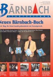 Neues Bärnbach-Buch
