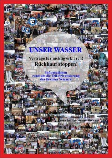 Download Broschüre UNSER WASSER - Berliner Wassertisch