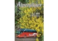 2 Tage - bei Alpenjäger Reisen