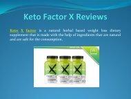 Keto X Factor Shortcuts - The Easy Way