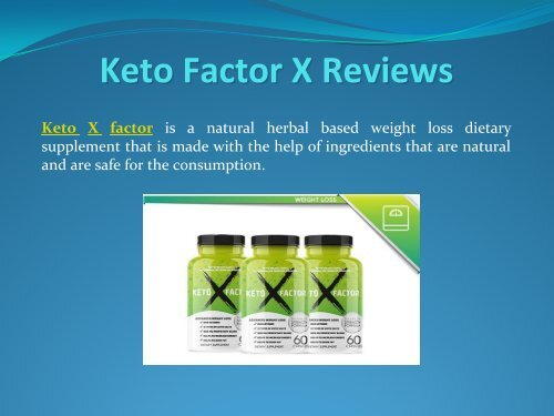Keto X Factor Shortcuts - The Easy Way