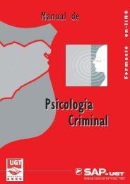 Manual de Psicologia Criminal