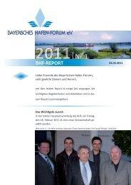 bhf-report - Bayerisches Hafen-Forum eV