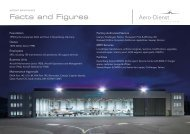Facts and Figures - Aero-Dienst GmbH & Co. KG