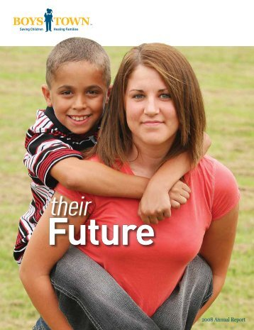 2008 Annual Report - Boys Town