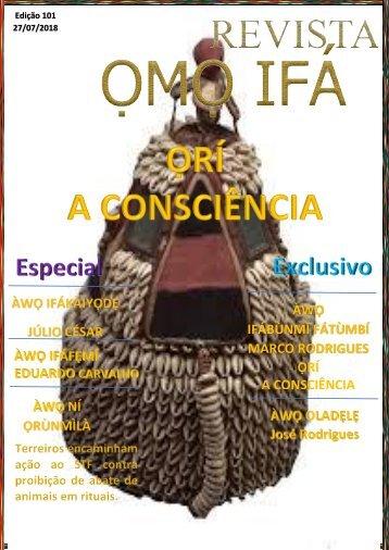 REVISTA OMO IFA EDIÇÃO 101