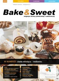 NadzieNia makowe 42-44 GŁADKI LUKIER 45-46 ... - Bake & Sweet