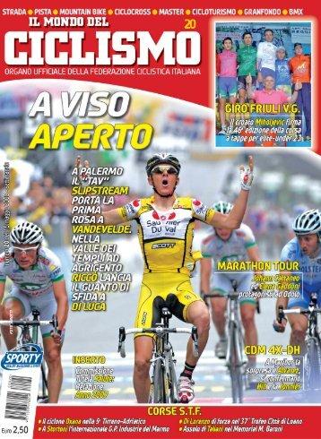 Conti e Ciucci ok - Federazione Ciclistica Italiana