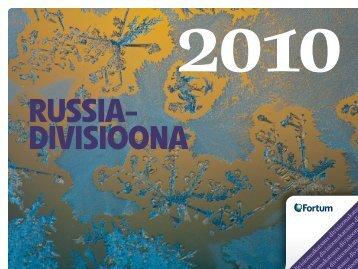 2010 russia- divisioona - Fortum