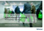 Sijoitusmessut 2010 - Fortum