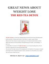 LOSE 14 POUNDS IN JUST MATTER OF WEEKS
