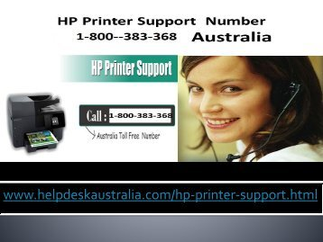 How To Resolve Page Alignment Issue Hp Printer Support  Australia ?