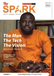 The Spark Magazine (July 2018)