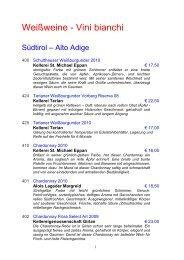 Weinkarte | (PDF, 103 KB)