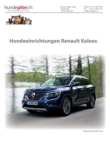Renault_Koleos_Hundeeinrichtungen