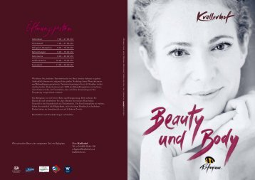 Beauty und Body