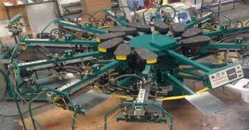 Screen Printing Embroidery Houston