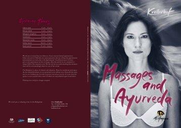 Massages and Ayurveda