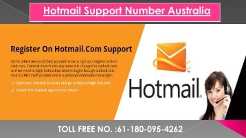 How To Sign Up Hotmail Account ?