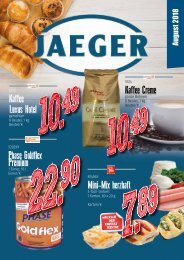 JAEGER August 2018