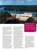 Puhdasta sähköä veden voimasta - Fortum - Page 3