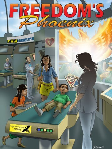 October 2011 issue of Freedom's Phoenix magazine - fr33aid