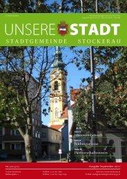 Datei herunterladen (7,41 MB) - .PDF - Stadtgemeinde Stockerau