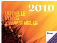 Vuosikertomus 2010 - Fortum