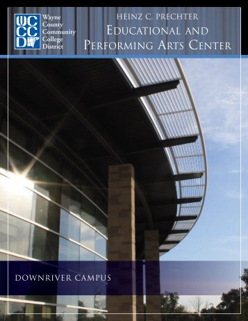 Download Our Brochure - Wayne County Community College