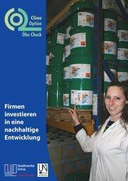 Öko Check 2007: Die Dokumentation (1.9 MB) - Stadtwerke Unna