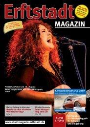 Erftstadt Magazin Juli 2018