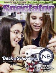 Spectator August 2018 Magazine