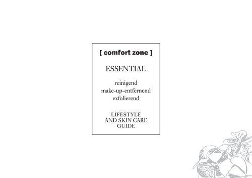 Comfortzone Produktserie Essential