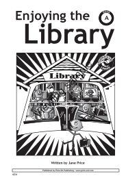 PR-0401UK Enjoying the Library - Book A