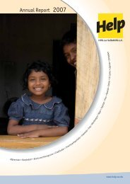 Annual Report 2007 - Help