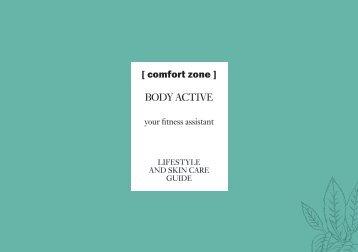 Comfortzone Produktserie Body Active