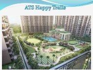 ATS Homekraft Happy Trails Noida Extension