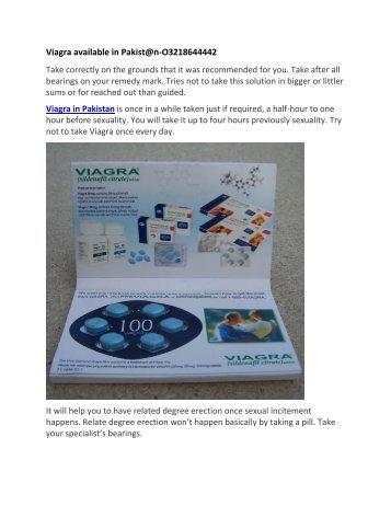 Viagra available in P@kistan-o3218644442