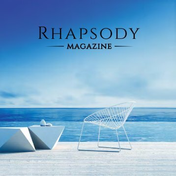Rhapsody Magazine 2018 Summer edition