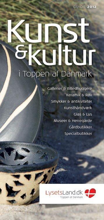 Kunst og kultur - Toppen af Danmark
