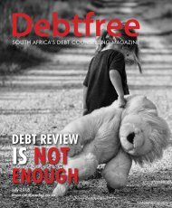 Debtfree Magazine July 2018