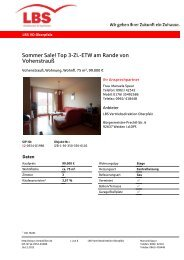 S-Immobilien IZB-1-30-350-350-6102